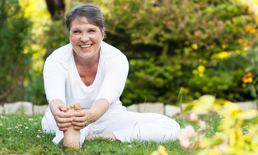 Yoga für Untrainierte und Senioren